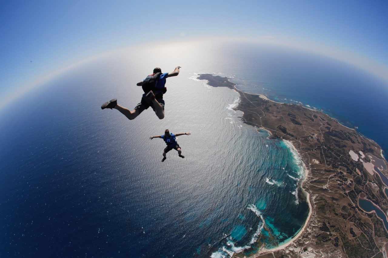 What You Need To Know About Skydiving On Rottnest Island