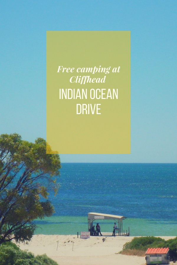 Free Camping at Cliffhead
