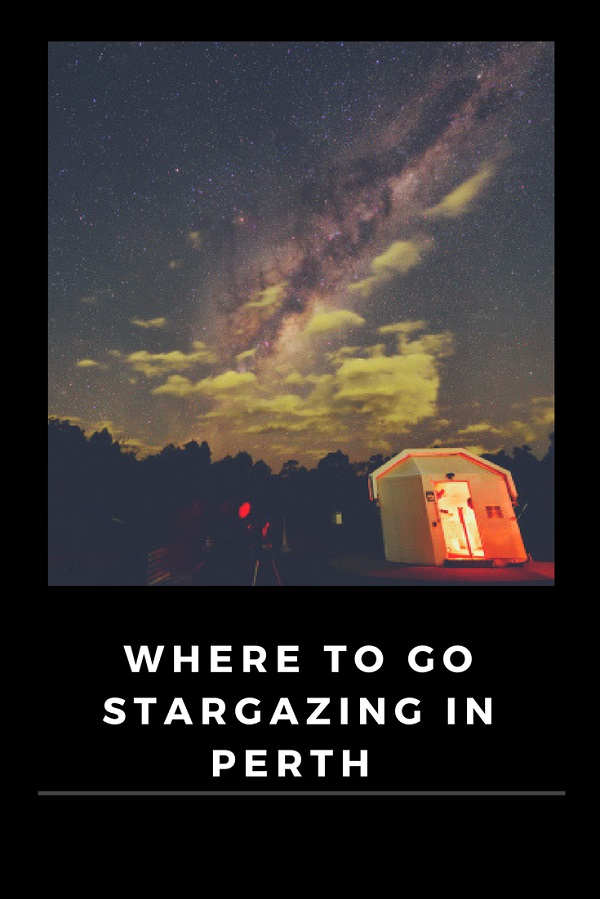 Where to go stargazing in Perth