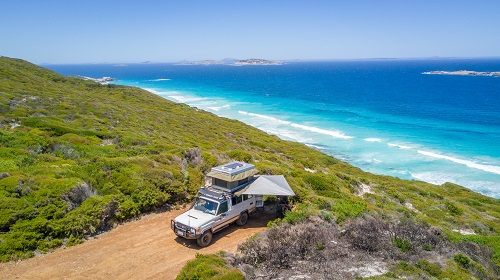 Customised 4WD Rental with WA Experts