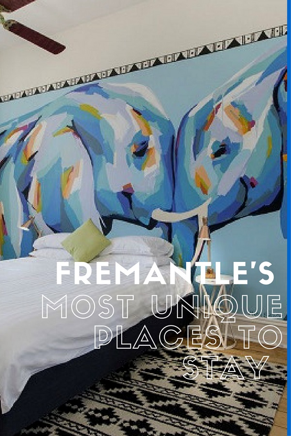 Fremantle's most unique places to stay