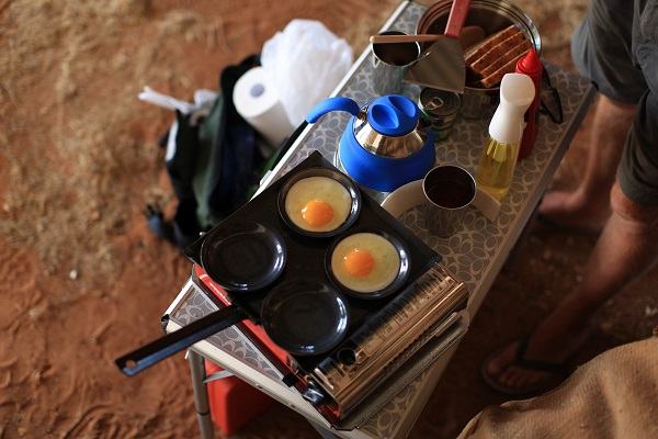 GrabmeGear Camp Kitchen Kit