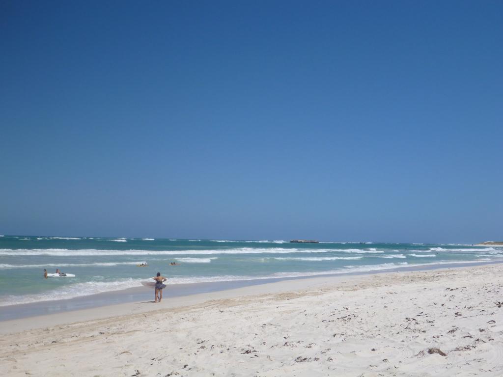 Lancelin Back Beach