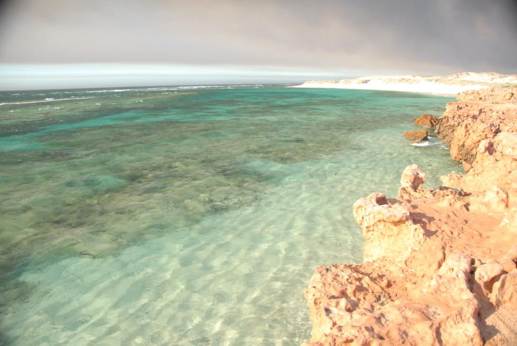 Spectacular Coastline at Gnaraloo