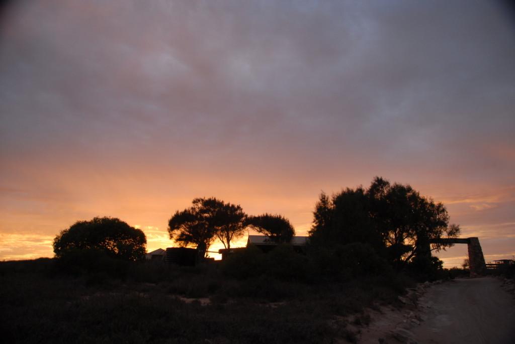 gnaraloo_sunset