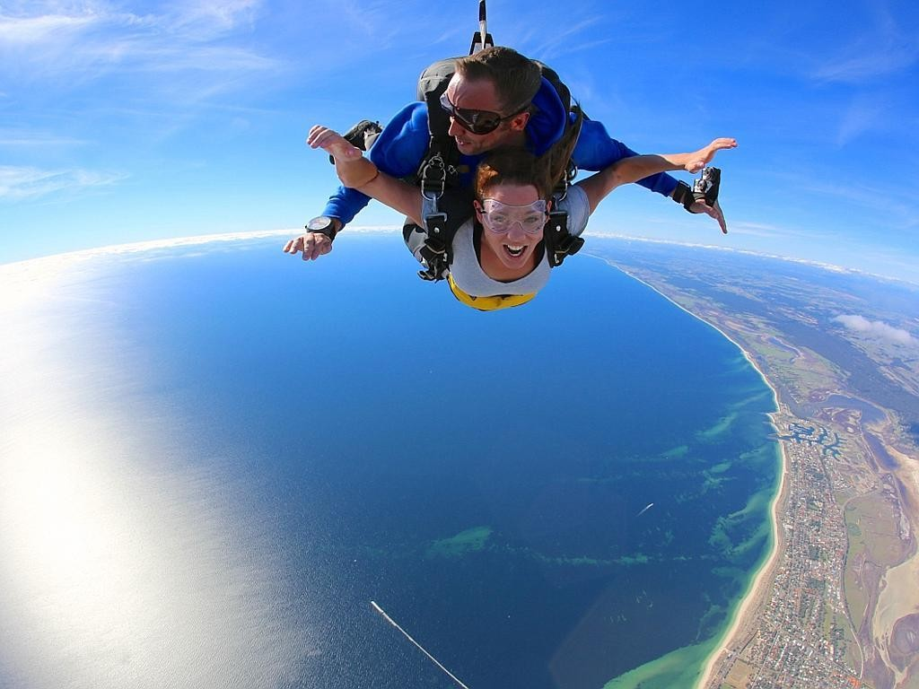 Southern Skydivers View