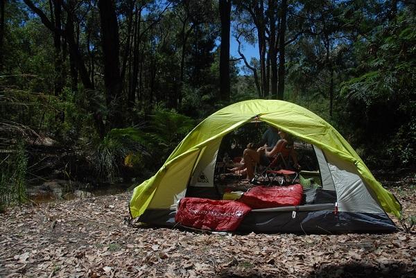 Camping Margaret River
