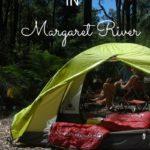 Camping in Margaret River