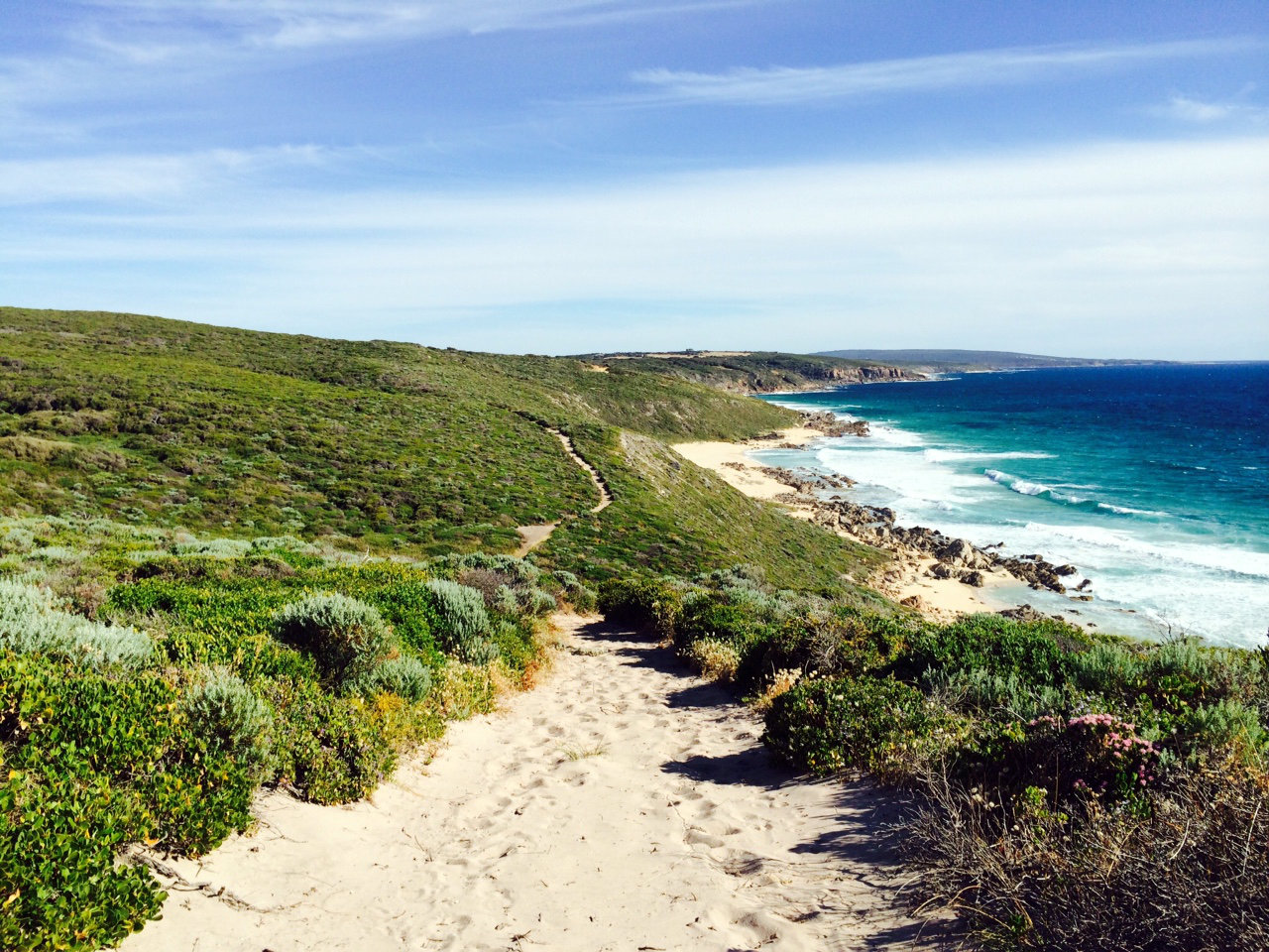 Cape to Cape Trail Margaret River