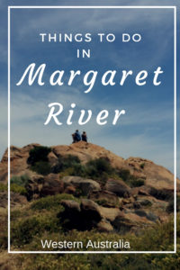 Things to do in Margaret River