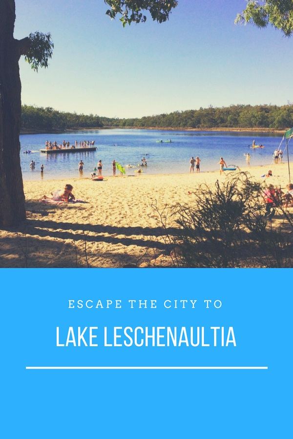 Escape the city to Lake Leschenaultia