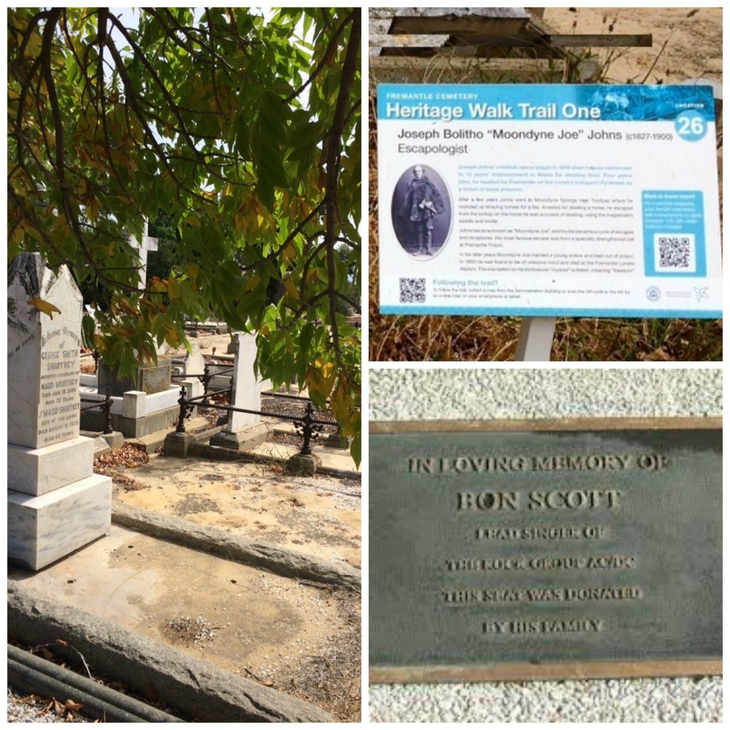 Fremantle Cemetery Historical Trail