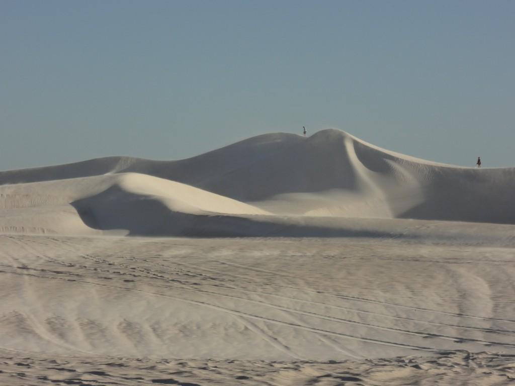 West Australia sand dunes