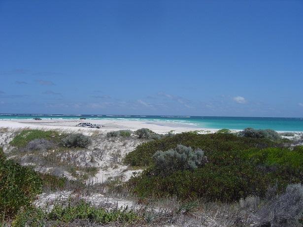 Wedge Island Beach
