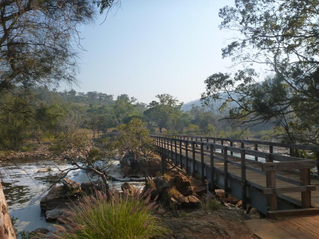 Bells Rapids Bridge