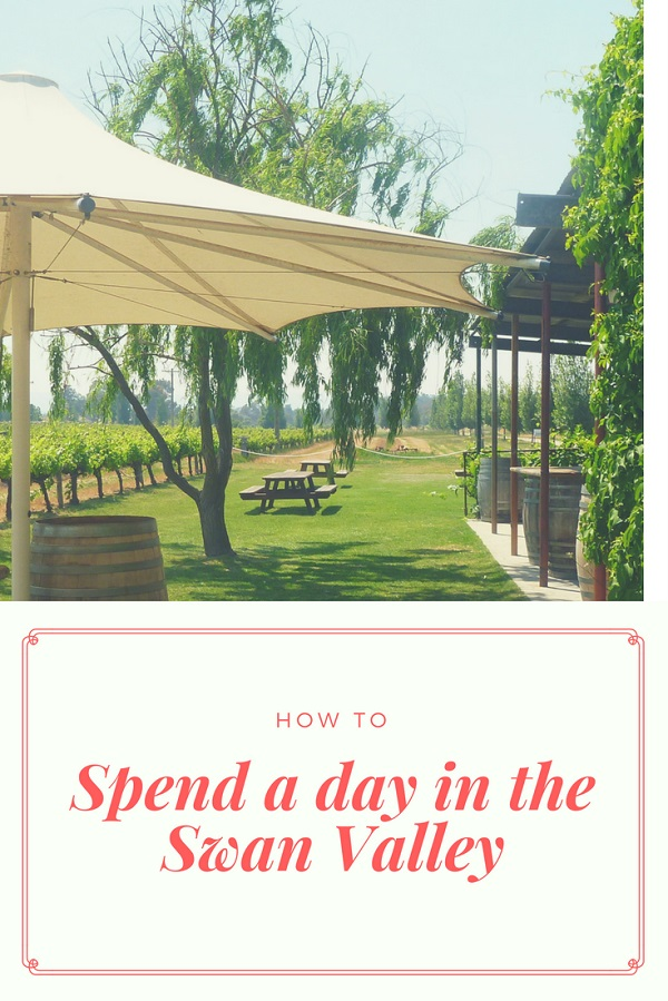 How to spend a day in the Swan Valley