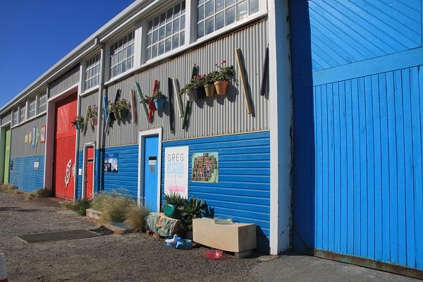 Bather's beach precinct