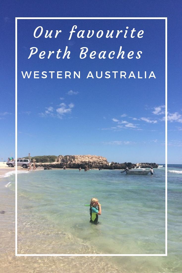 Perth beaches, Western Australia