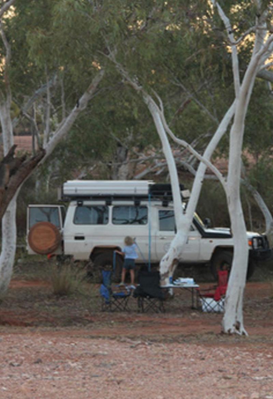 4WD campervan