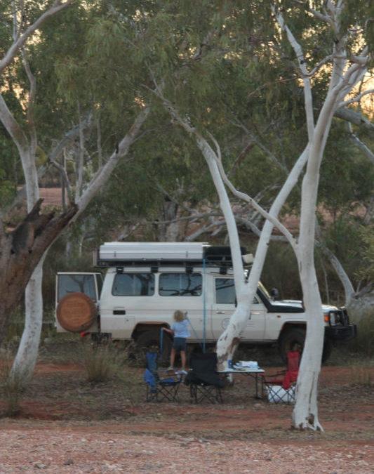 4WD hire Perth