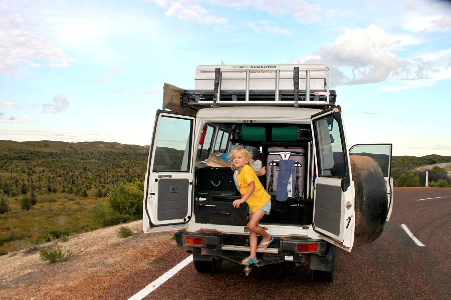 Campervan hire Perth WA