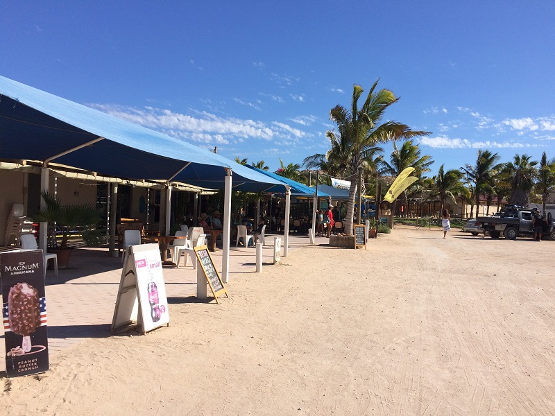 Coral Bay Caravan Park