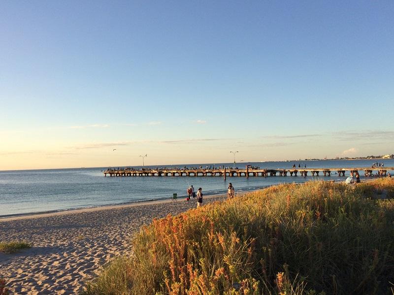 Woodman Point Beach