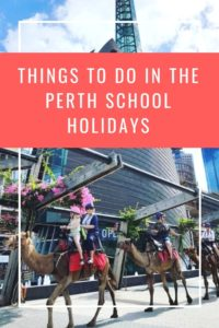Perth school holiday activities