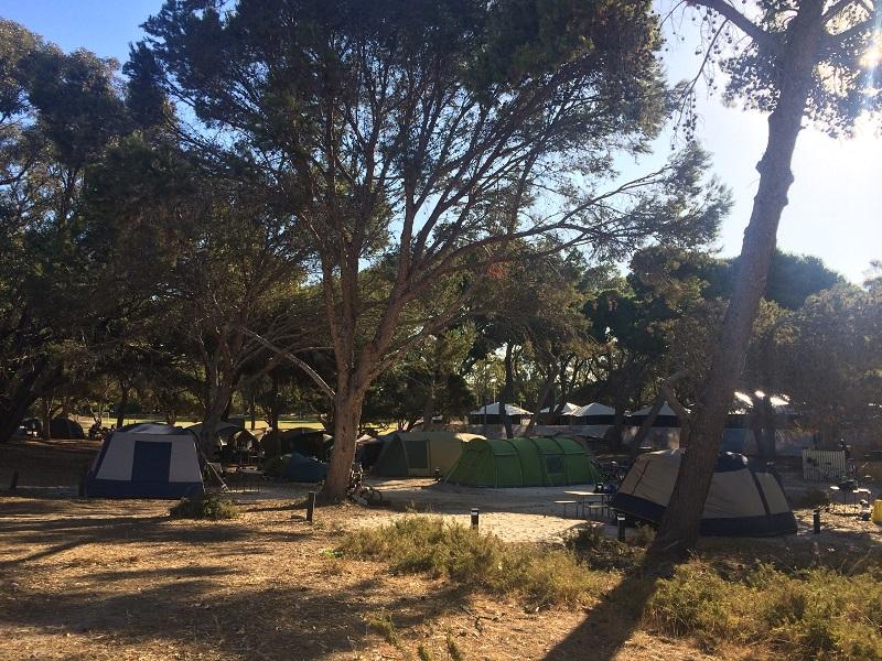 Rottnest Camping
