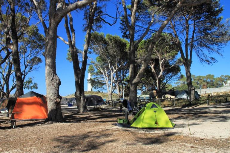 Camping Rottnest Island