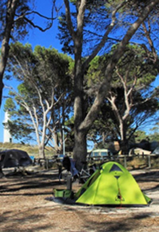 camping on Rottnest Island
