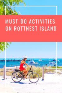 Rottnest Activities
