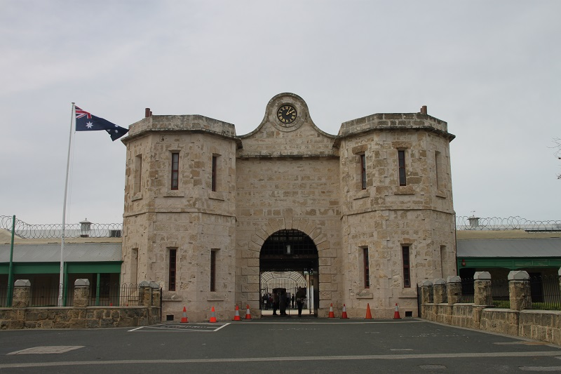 Fremantle Prison Tour