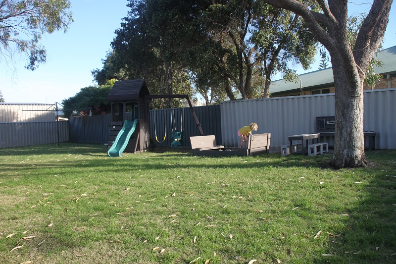 Family friendly accommodation Lancelin