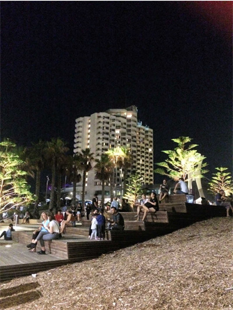 Perth beach accommodation