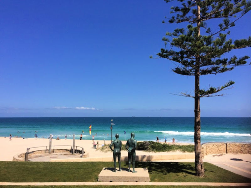 Scarborough beach hotels