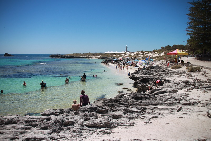 The Basin Rottnest Island